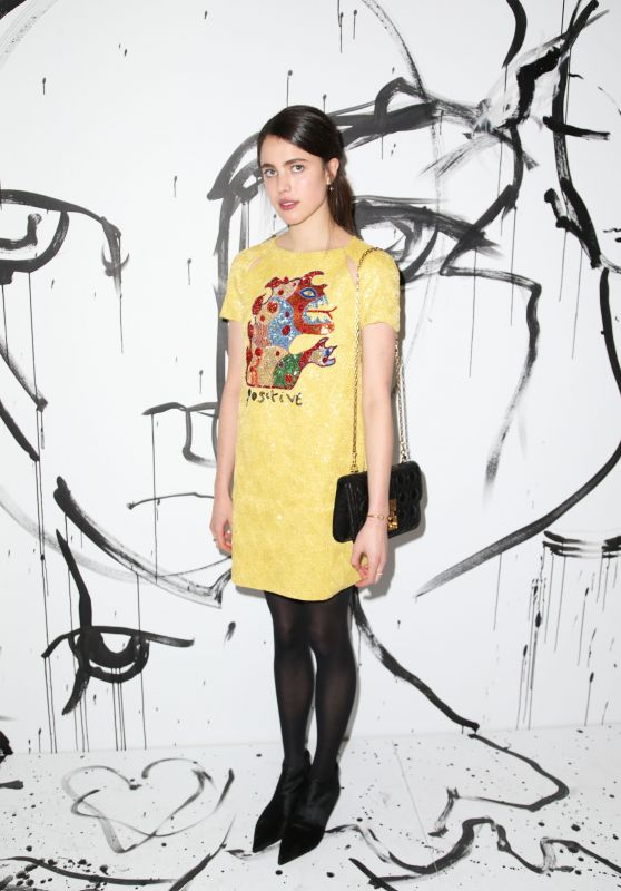 Margaret Qualley – Dior Collection Launch Party Spring Summer 2018 at NYFW