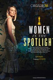 Margot Robbie - People Magazine, February 2018