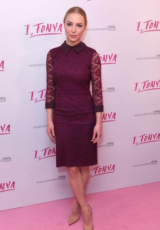"Maria Sergejeva - ""I, Tonya"" Premiere in London"