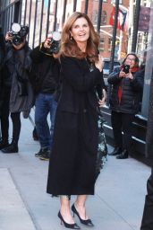 Maria Shriver at Build Series in NYC 02/27/2018