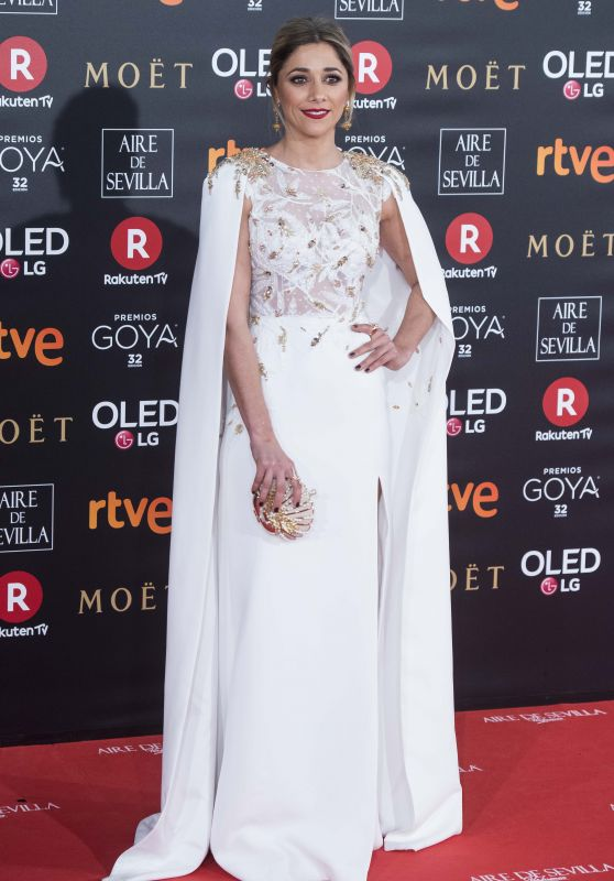 Mariam Hernandez – 2018 Goya Awards in Madrid