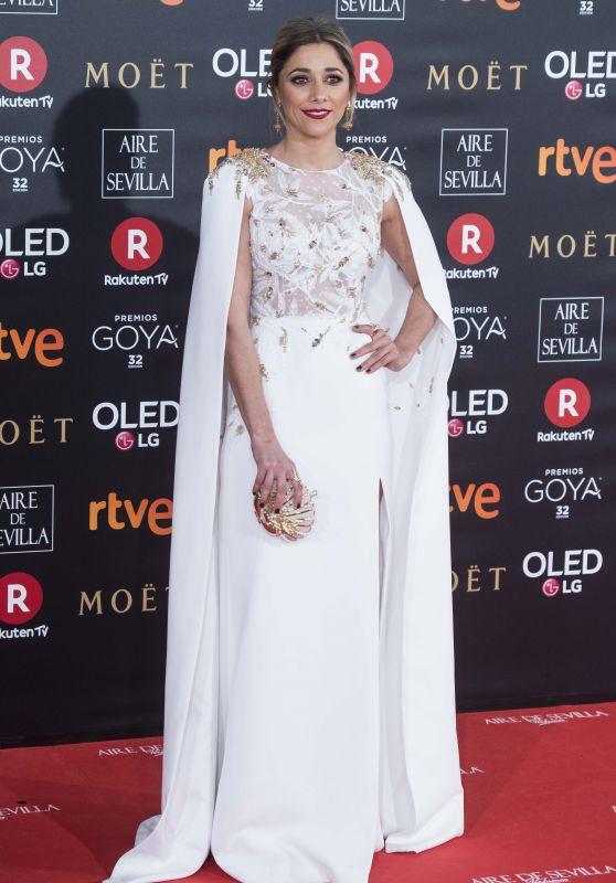 Mariam Hernandez – 2018 Goya Awards in Madrid