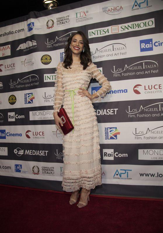 Marianna di Martino – 2018 Los Angeles Italia Film, Fashion and Art Festival