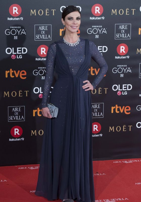 Maribel Verdu – 2018 Goya Awards in Madrid