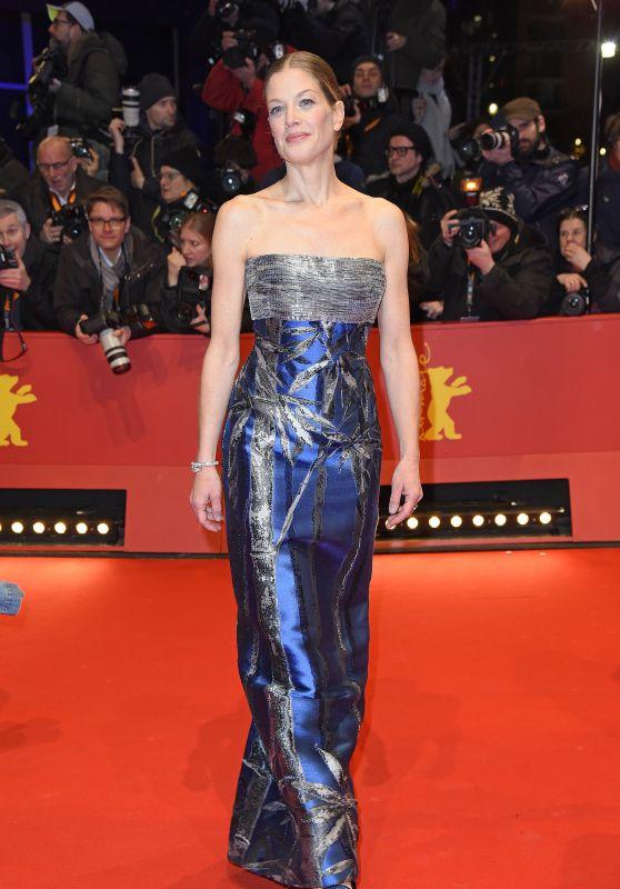 Marie Bäumer – 2018 Berlin International Film Festival Opening Ceremony