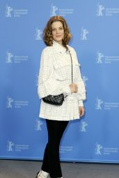 "Marie Bäumer – ""3 Days in Quiberon"" Photocall at Berlinale 2018"