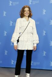 """Marie Bäumer – """"3 Days in Quiberon"""" Photocall at Berlinale 2018"""