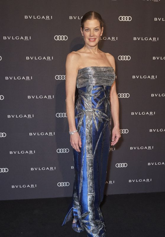 Marie Bäumer – Bvlgari #RVLEyournight Party, Berlinale 2018