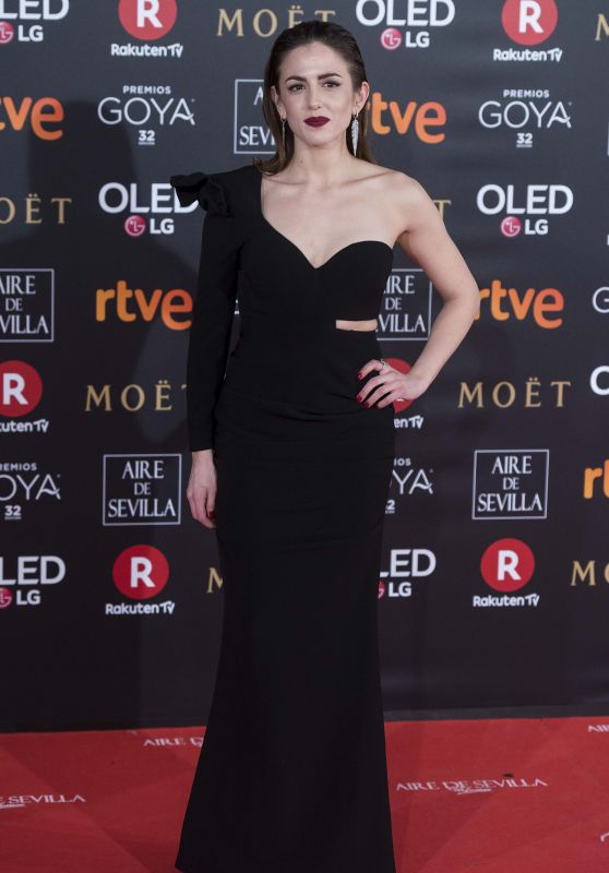 Marina Salas – 2018 Goya Awards in Madrid