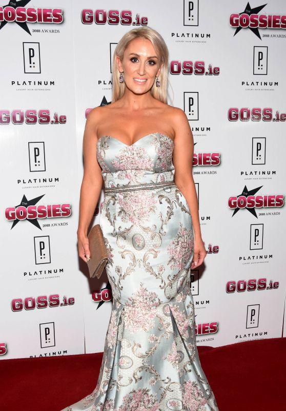 Marissa Carter – The Gossies 2018 Awards in Dublin