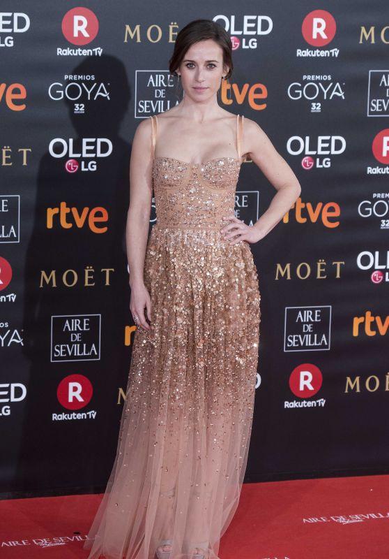 Marta Etura – 2018 Goya Awards in Madrid