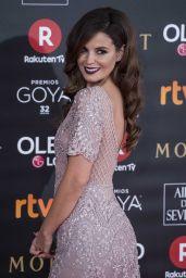 Marta Torne – 2018 Goya Awards in Madrid