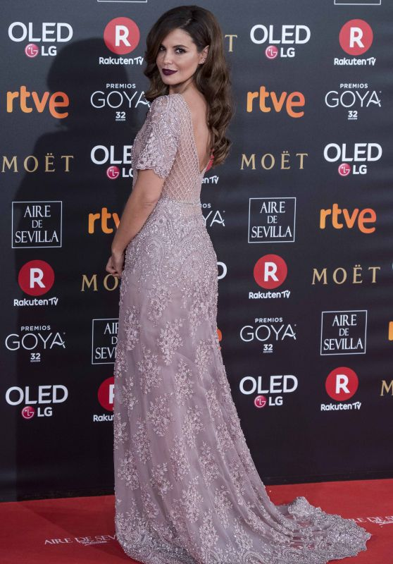 Marta Torne – 2018 Goya Awards in Madrid