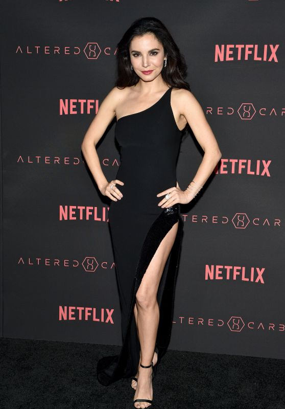 "Martha Higareda – ""Altered Carbon"" Premiere in Los Angeles"