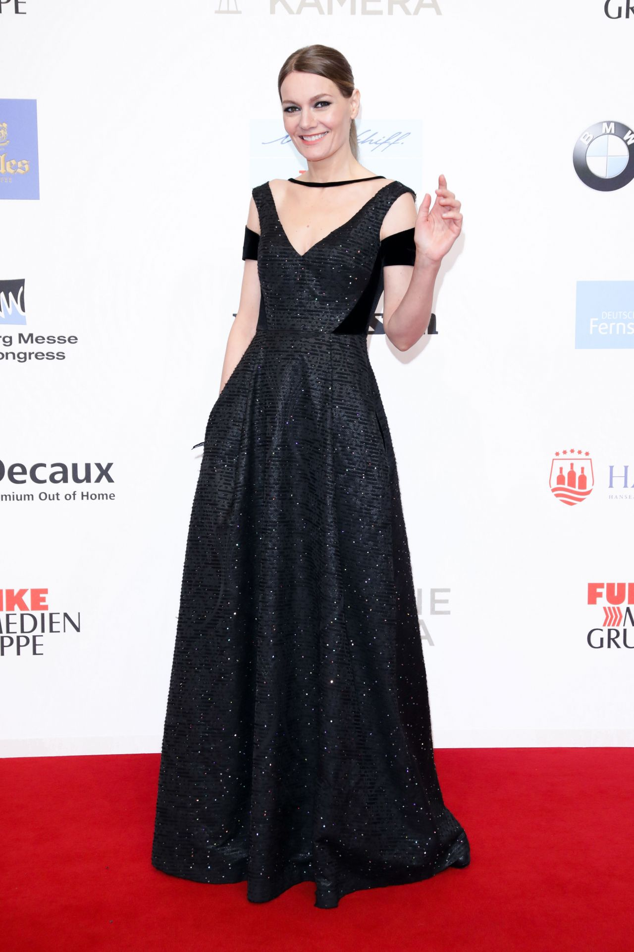 Martina Hill 2018 Golden Camera Awards In Hamburg