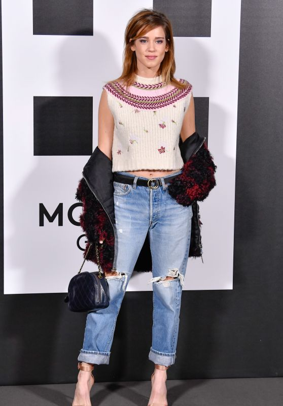 Matilda Lutz – Moncler Genius Project, Milan Fashion Week 02/20/2018