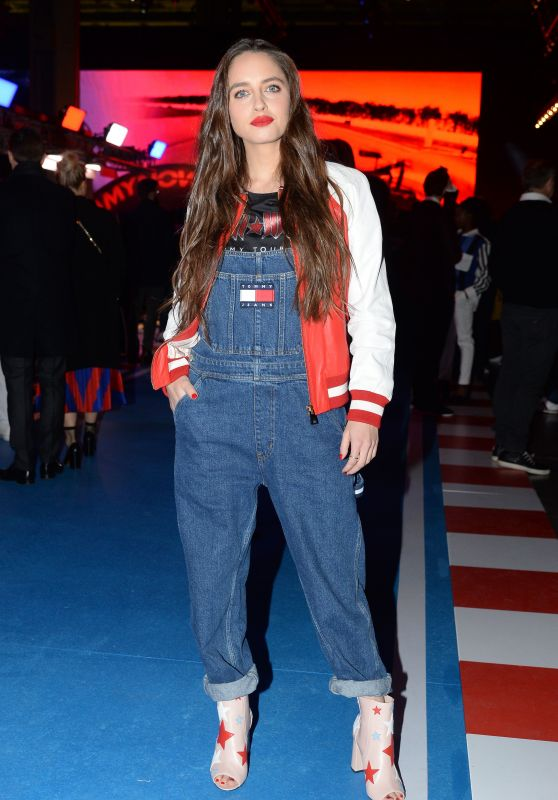 Matilde Gioli – Tommy Hilfiger Show SW18 in Milan