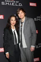 "Maurissa Tancharoen – ""Agents Of S.H.I.E.L.D."" 100th Episode Party in LA"
