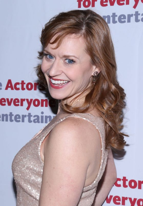 Megan Sikora – Actors Fund's 15th Anniversary After Party in New York