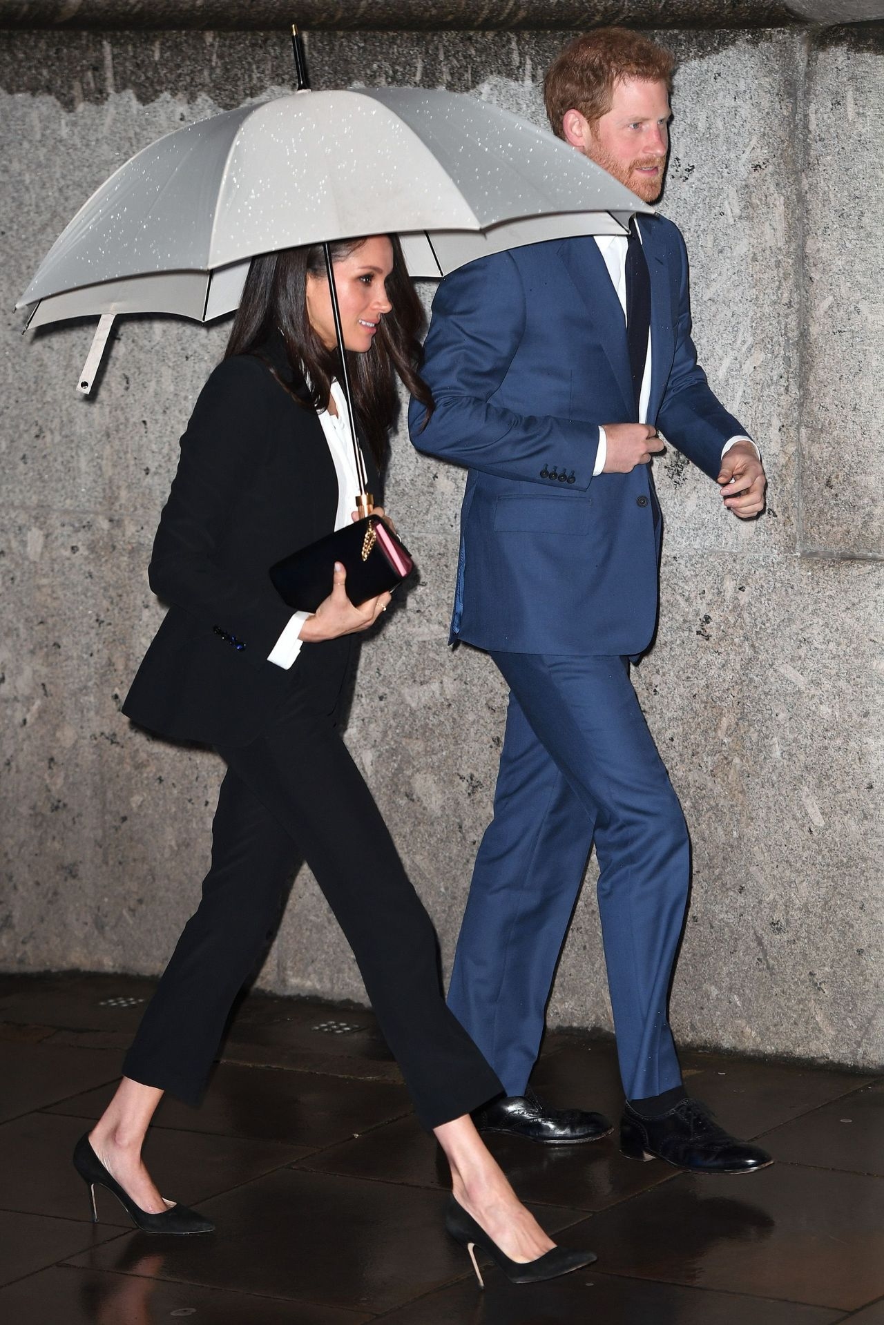 Meghan Markle And Prince Harry At Endeavour Fund Awards In