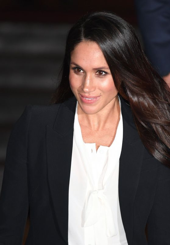 Meghan Markle and Prince Harry at Endeavour Fund Awards in London