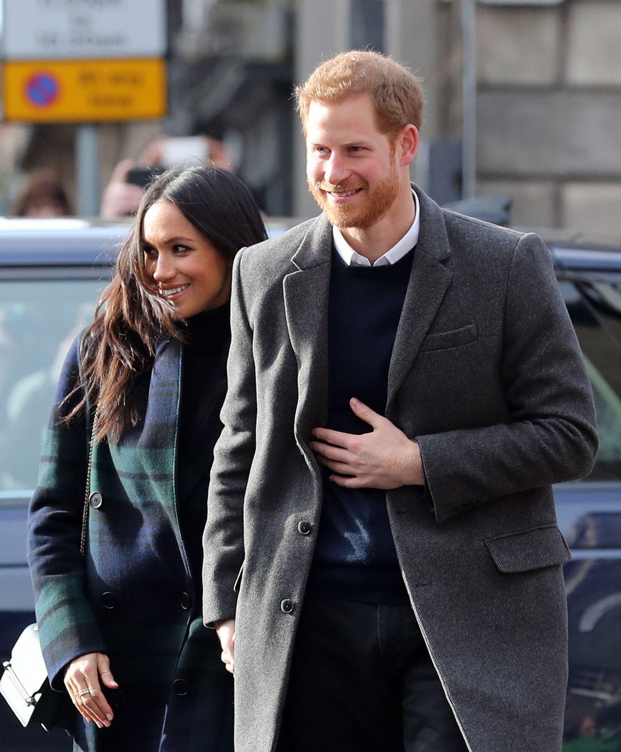 Prinz Harry Meghan Markle Scheidung