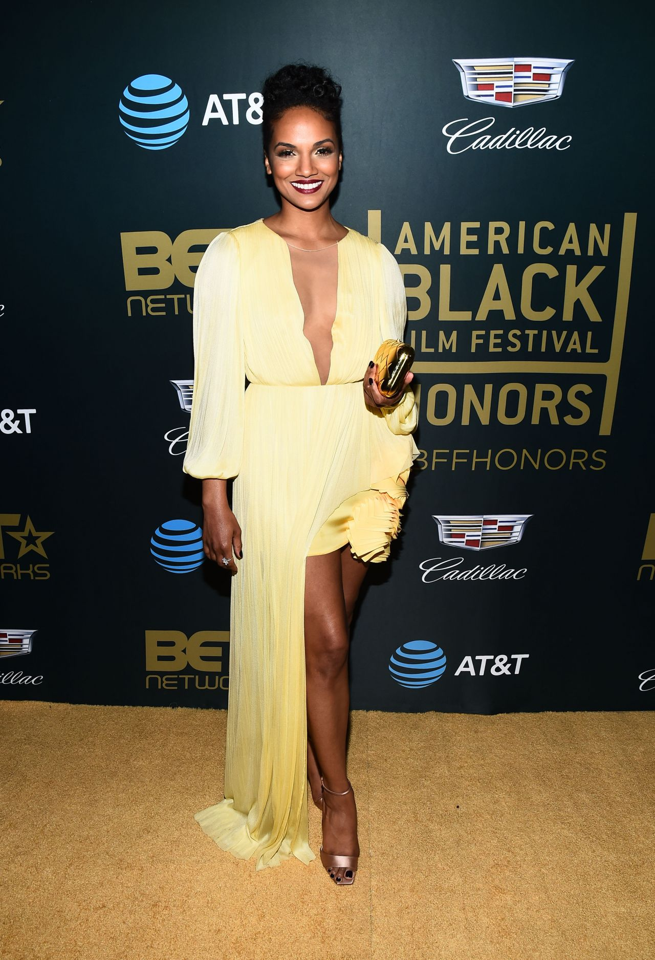 Mekia Cox Abff Honors In Los Angeles Images, Photos, Reviews