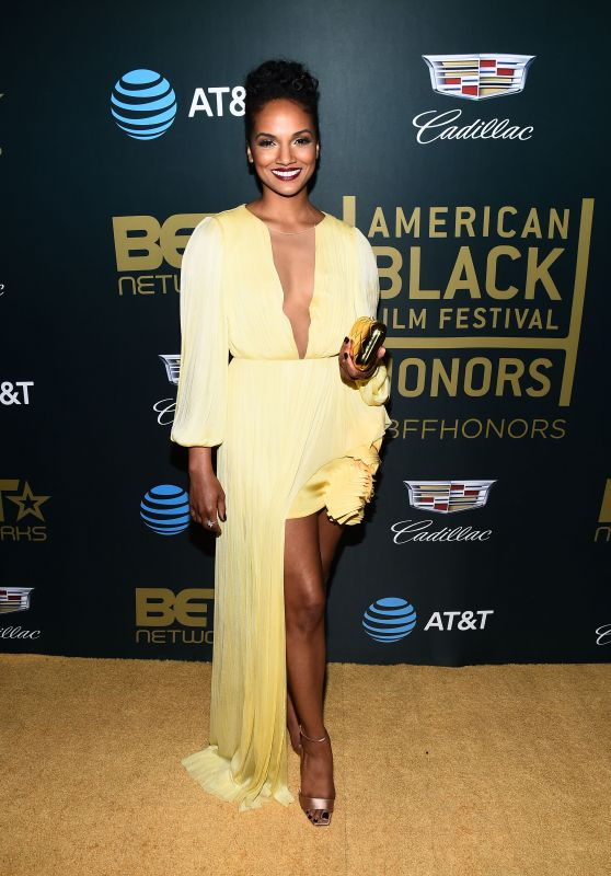 Mekia Cox – ABFF Honors in Los Angeles