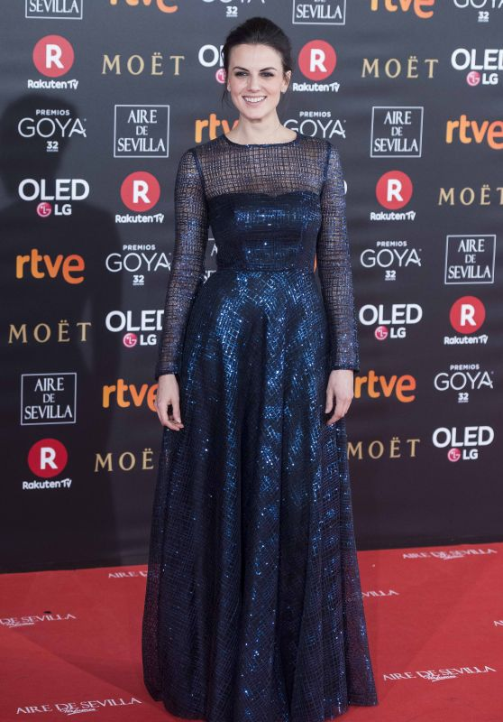 Melina Matthews – 2018 Goya Awards in Madrid