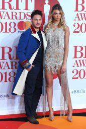 Melinda London – 2018 Brit Awards in London
