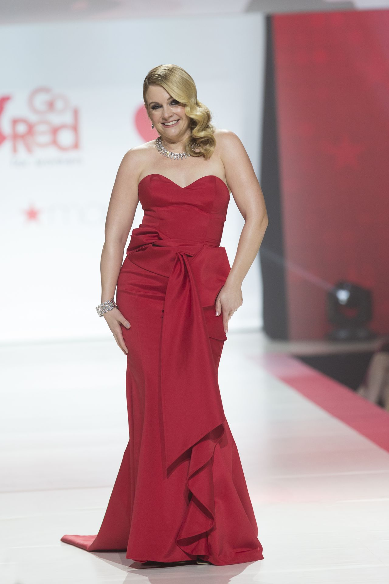 Go Red For Women Red Dress Collection 2018 Fashion Show