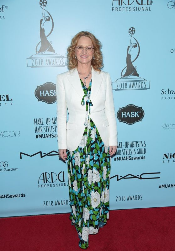 Melissa Leo – Make-Up Artist & Hair Stylist Guild Awards in LA