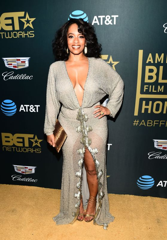 Melyssa Ford – ABFF Honors in Los Angeles