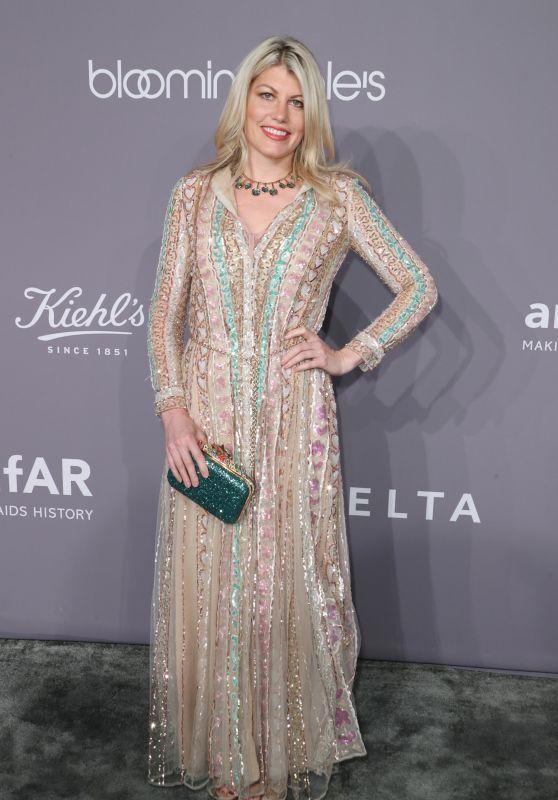 Meredith Ostrom – 2018 amfAR Gala in NYC
