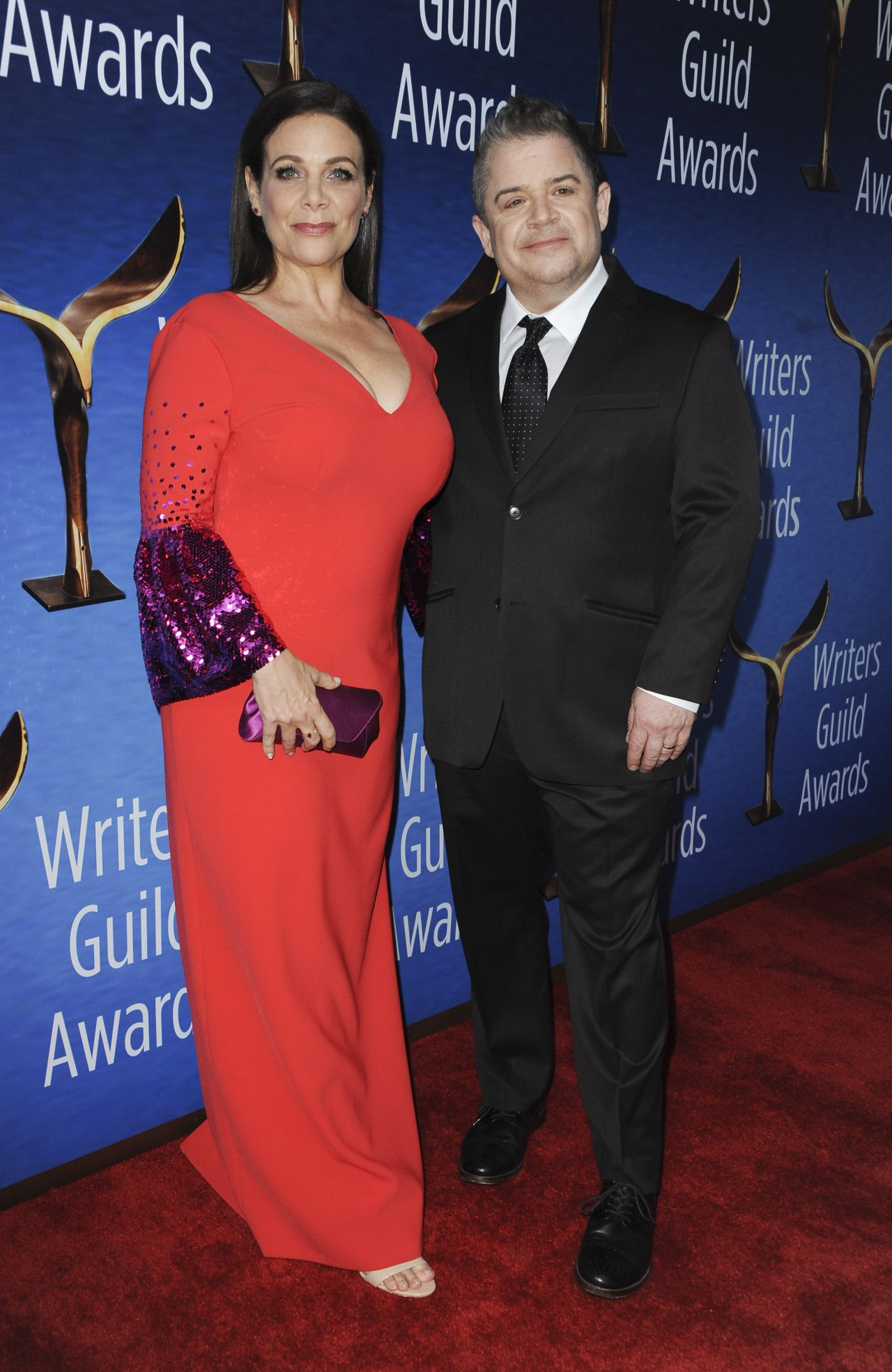 Meredith Salenger Writers Guild Awards 2018 Red Carpet