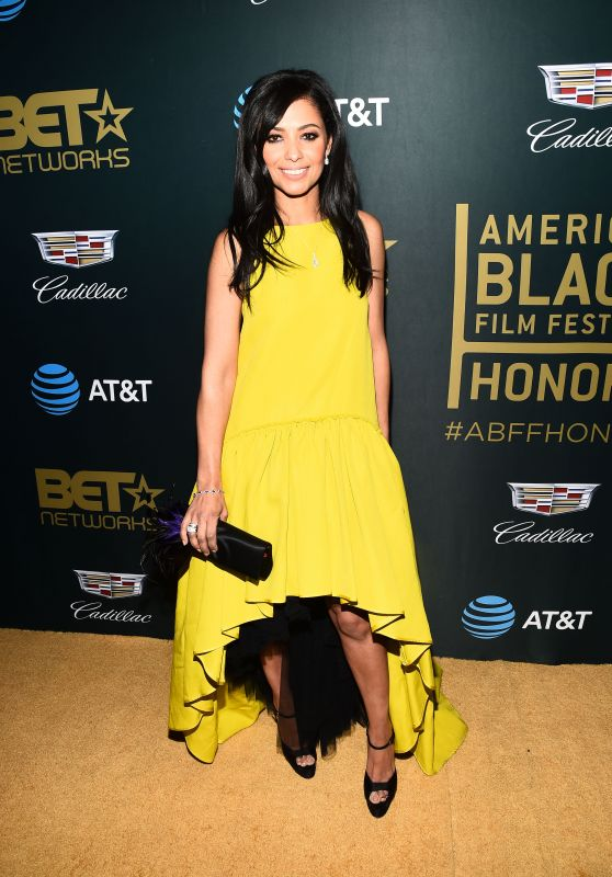 Meta Golding – ABFF Honors in Los Angeles