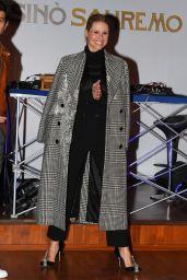 Michelle Hunziker - 68 Sanremo Festival Press Party