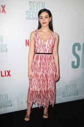 """Michelle Veintimilla – """"Seven Seconds"""" TV Show Premiere in LA"""