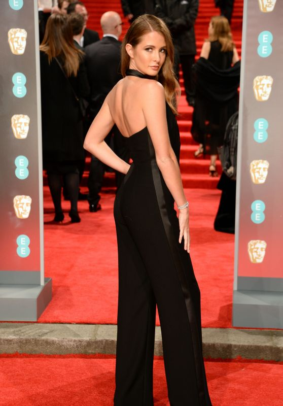 Millie Mackintosh – 2018 British Academy Film Awards