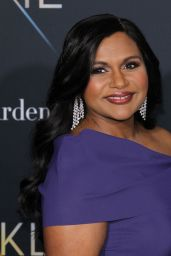 """Mindy Kaling – """"A Wrinkle in Time"""" Premiere in Los Angeles"""
