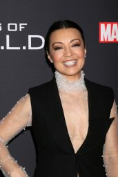 "Ming-Na Wen - ""Agents Of S.H.I.E.L.D."" 100th Episode Party in LA"