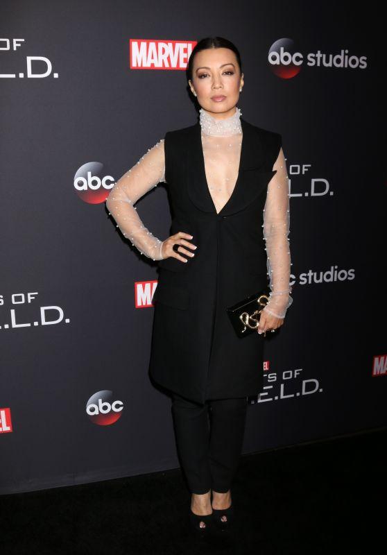 """Ming-Na Wen - """"Agents Of S.H.I.E.L.D."""" 100th Episode Party in LA"""