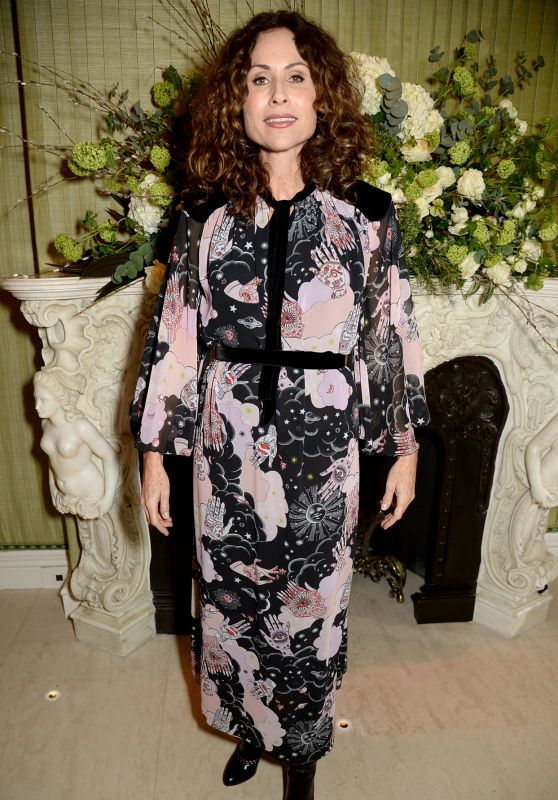 Minnie Driver – Vogue and Tiffany & Co BAFTA Afterparty in London