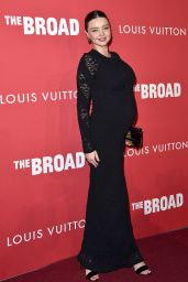 Miranda Kerr – Jasper Johns Something Resembling Truth Exhibition in Los Angeles