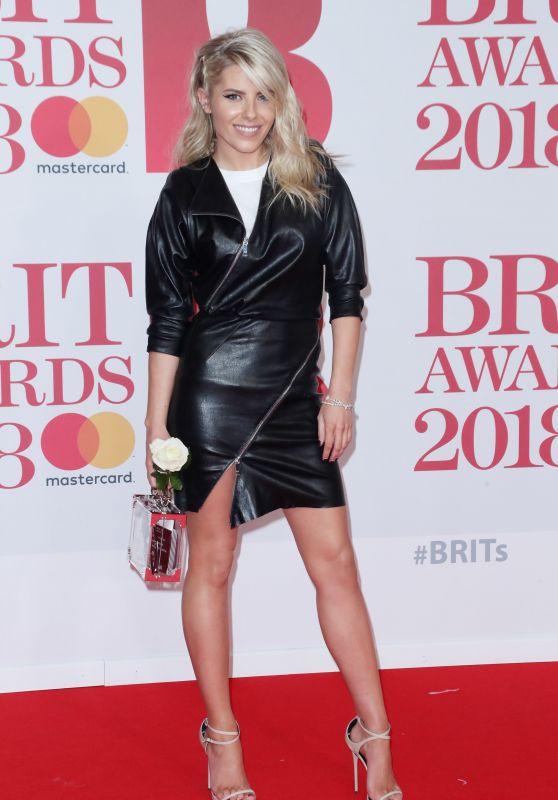Mollie King – 2018 Brit Awards in London