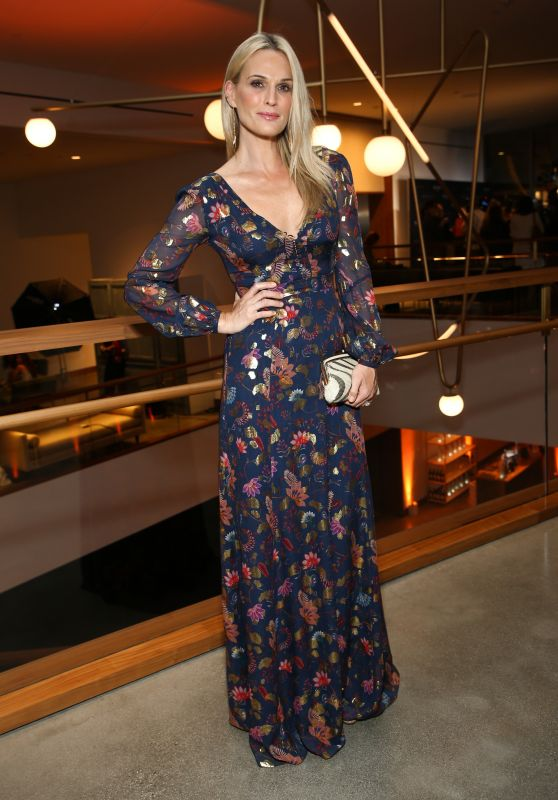 Molly Sims – Rachel Zoe Fall 2018 Collection Presentation in LA