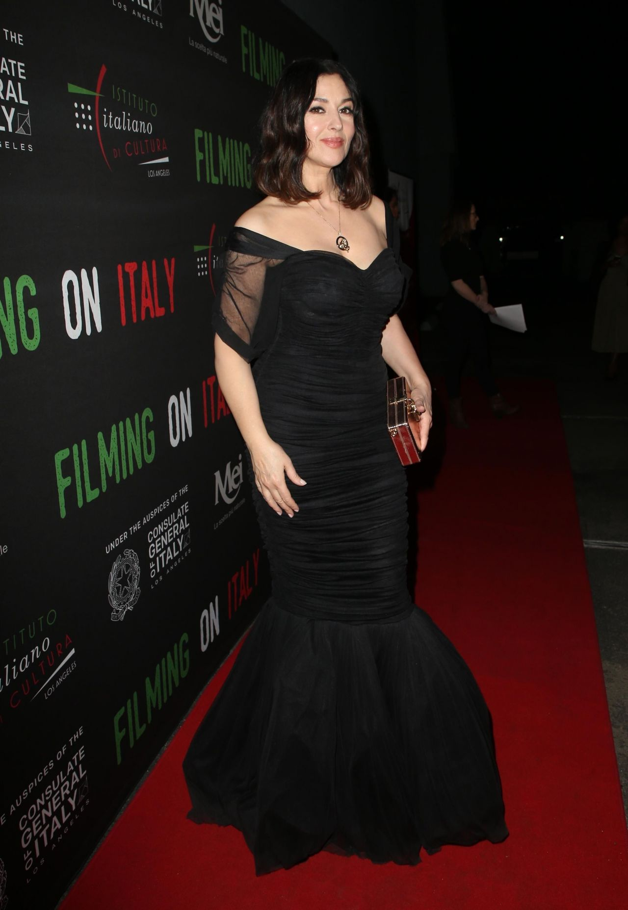 bellucci awards Monica