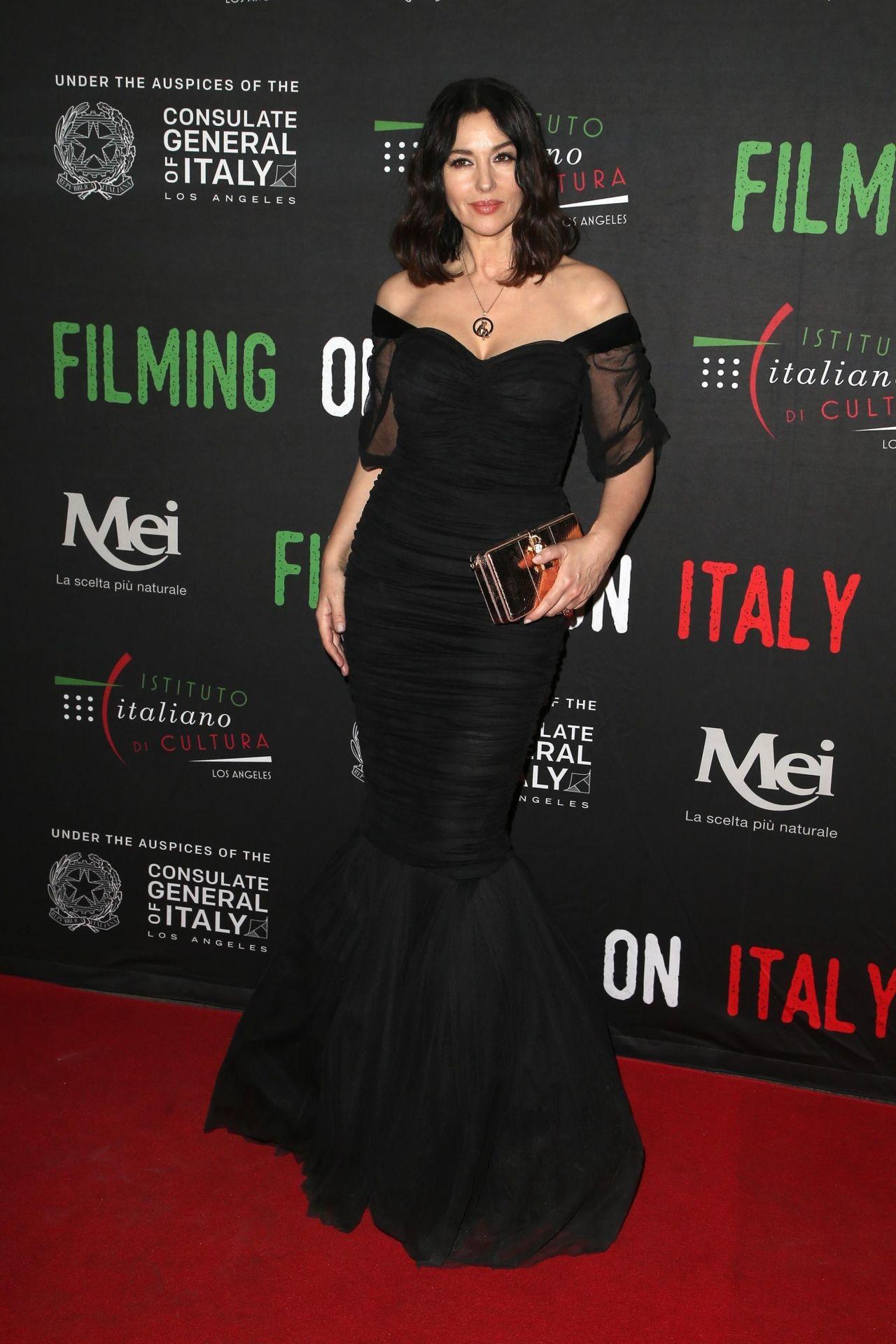 Watch Monica Bellucci ITA video