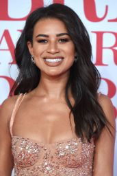 Montana Brown – 2018 Brit Awards in London