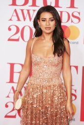 Montana Brown – 2018 Brit Awards in London